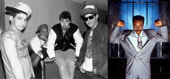 beastie boys arsenio hall