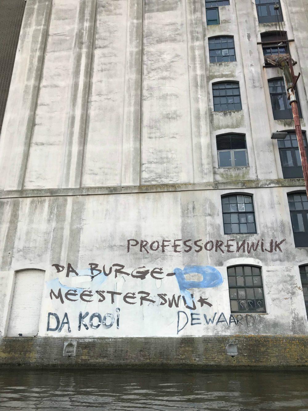 Da Professorenwijk Leiden, represent